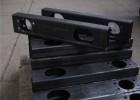 Работа лазера: Отверстия в профильной трубе с толщиной стенки 6мм