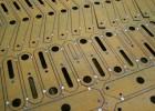 Уверенно режется откровенно ржавая сталь 5мм толщиной, сварные перемычки
